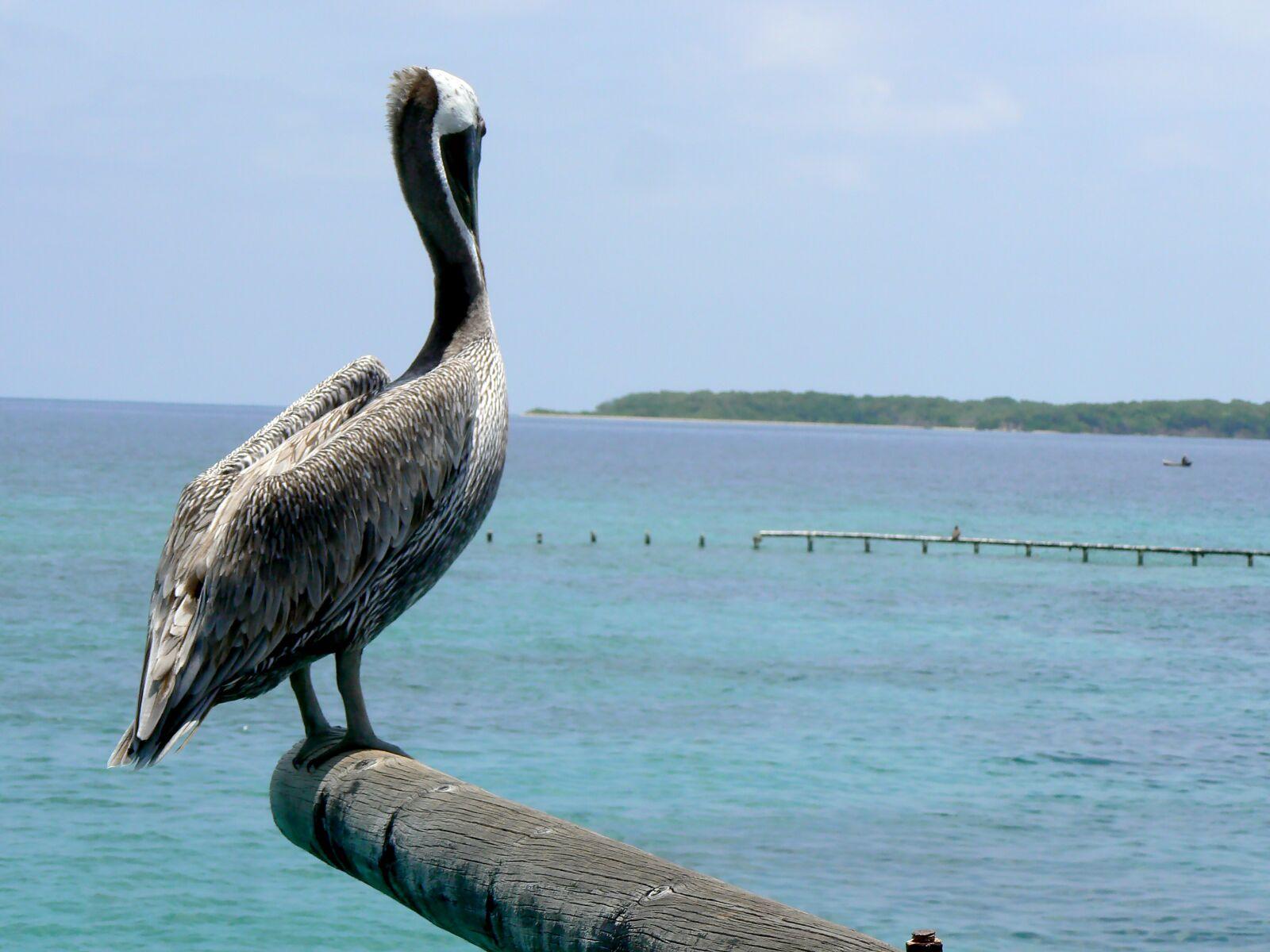"Panasonic DMC-FZ7 sample photo. ""Cartagena, colombia, sea"" photography"