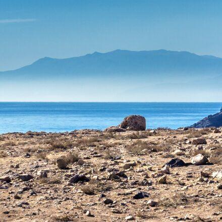 landscape, panorama, sea, Sony ILCE-6000