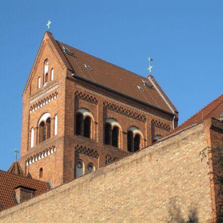 rosenkranz-basilika, berlin, church, Canon DIGITAL IXUS 990 IS