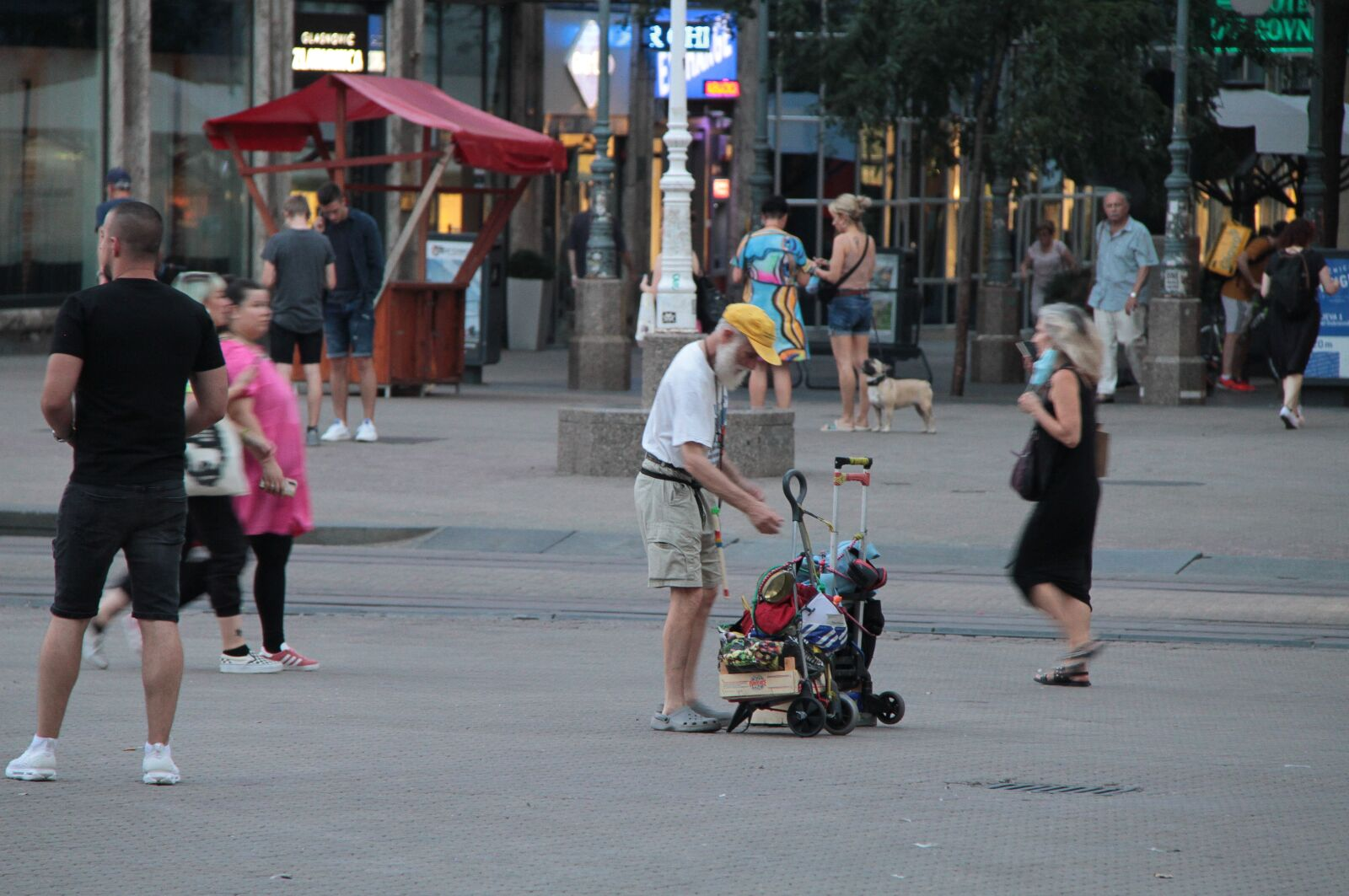 """Canon EOS 7D sample photo. """"People, city, street"""" photography"""