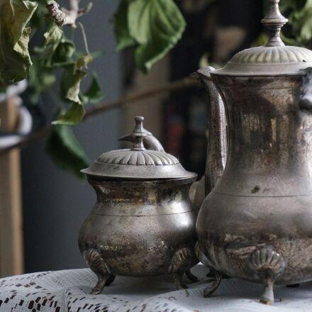 tea set, tea, teas, Sony NEX-5N