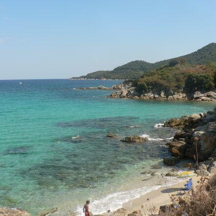 olympiada, greece, beach, Panasonic DMC-FZ5