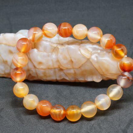 bracelet, chalcedony, gem, Sony NEX-6