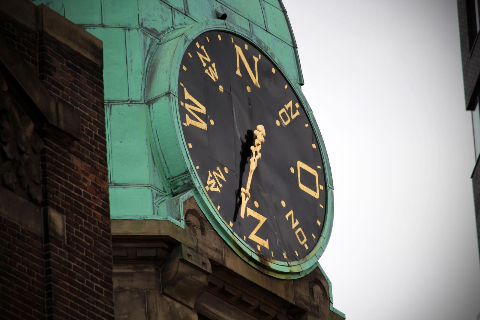 "Canon EOS 100D (EOS Rebel SL1 / EOS Kiss X7) sample photo. ""Architecture, city, city, clock"" photography"