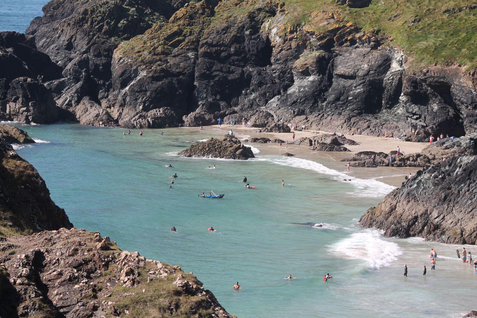 """Canon EOS 1100D (EOS Rebel T3 / EOS Kiss X50) sample photo. """"Ocean, sea, cliff"""" photography"""
