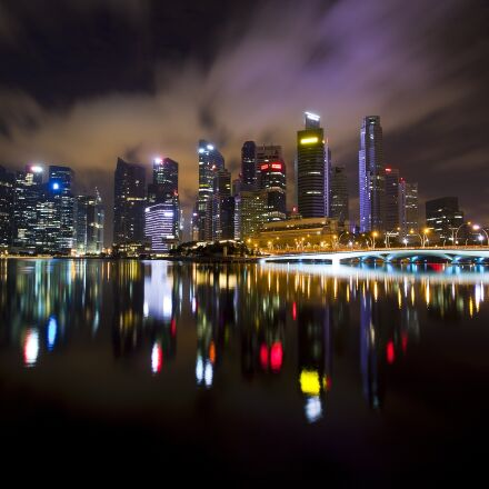 nightlight, cityscape, nightscape, Canon EOS 5D MARK II