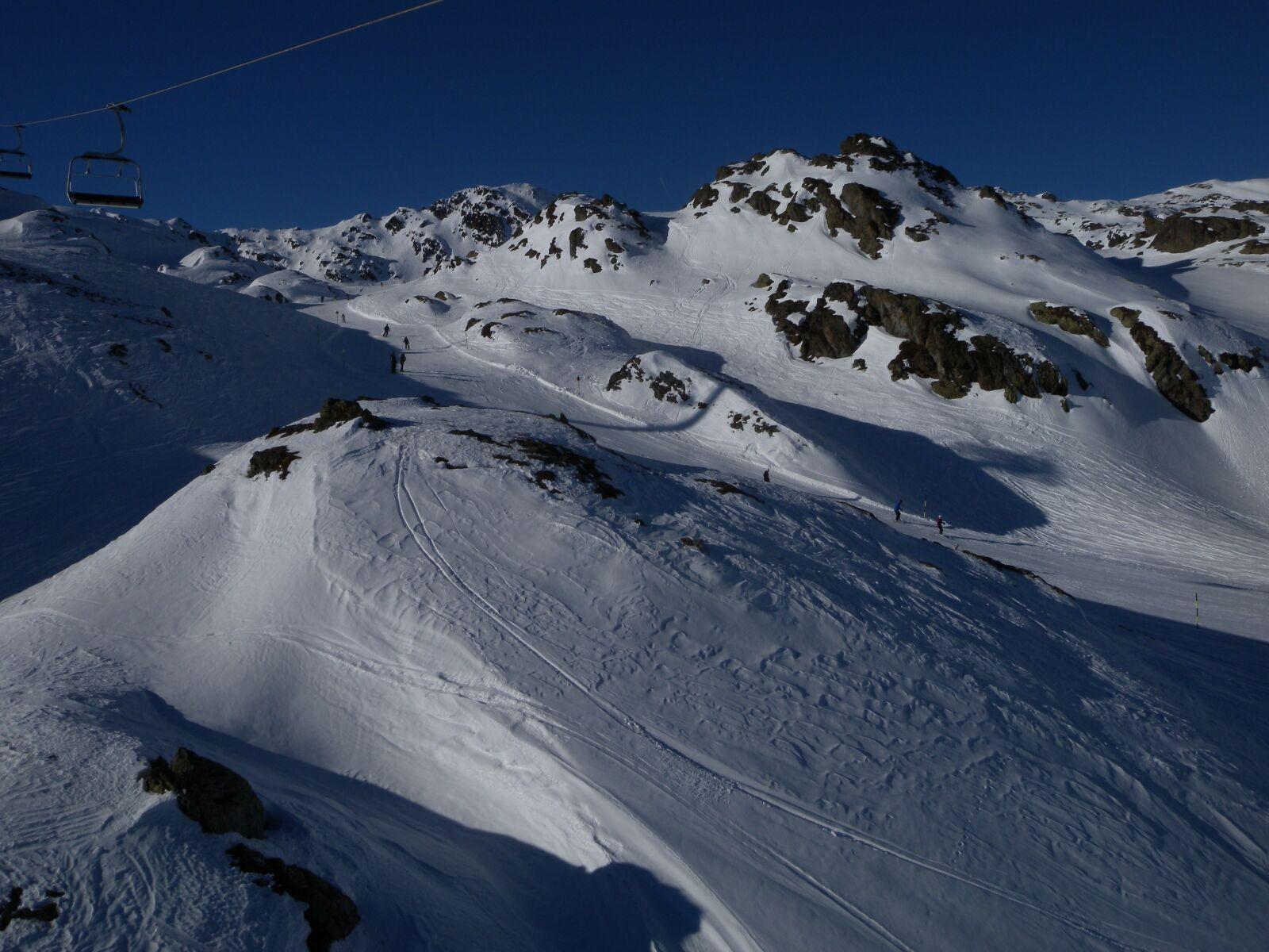 the ziller valley, alps