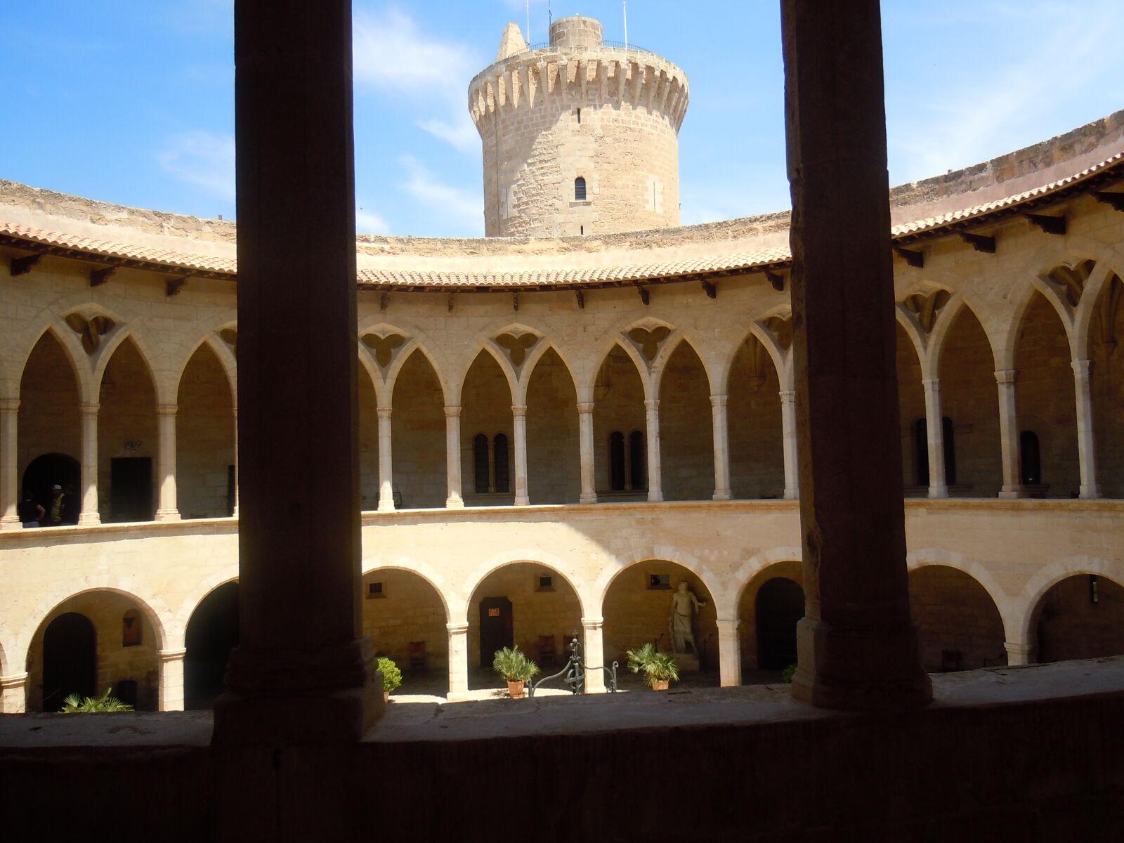 """Nikon Coolpix S8000 sample photo. """"Belver, castle, castle"""" photography"""