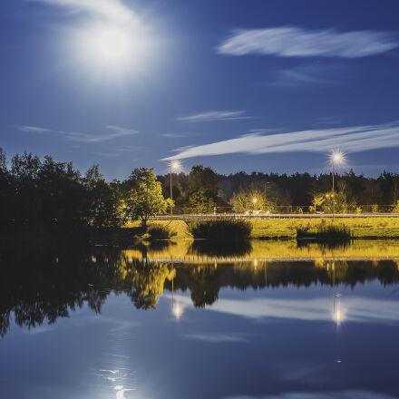 night, Nikon D810