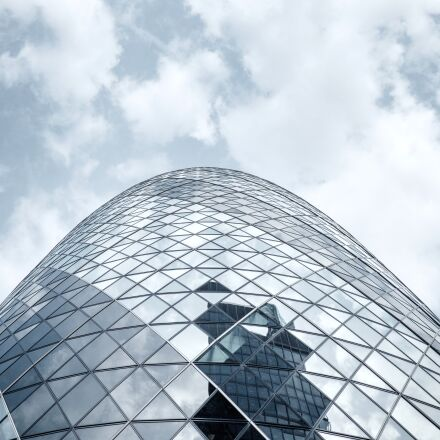 architecture, building, clouds, Fujifilm X-T1