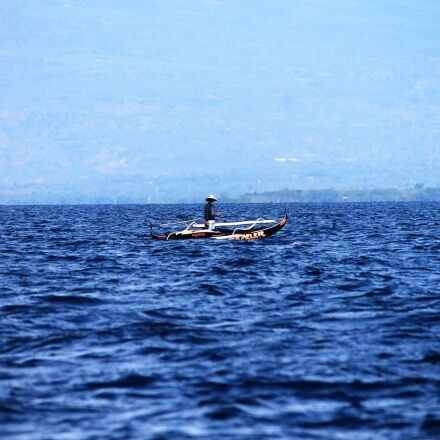 blue water, blue waters, Canon EOS 1100D