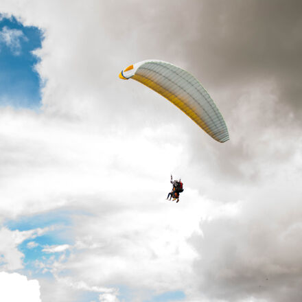 colombia, medellin, paragliding, parapente, Nikon D3000
