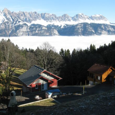 alvier, mountains, alpine, Canon DIGITAL IXUS 970 IS