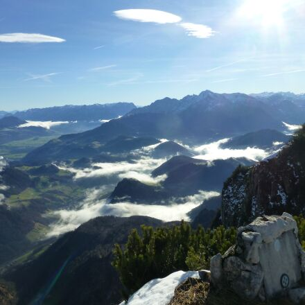 mountain, untersberg, landscape, Panasonic DMC-TZ30