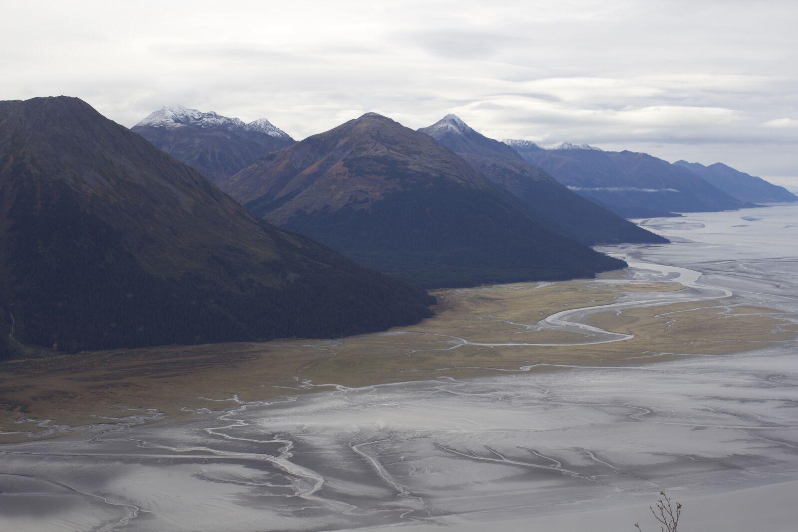 """Canon EOS 60D sample photo. """"Mountains, ocean, tide"""" photography"""