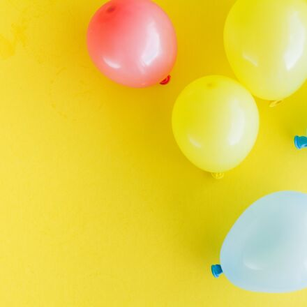 balloons, multi colored, holiday, Canon EOS 7D