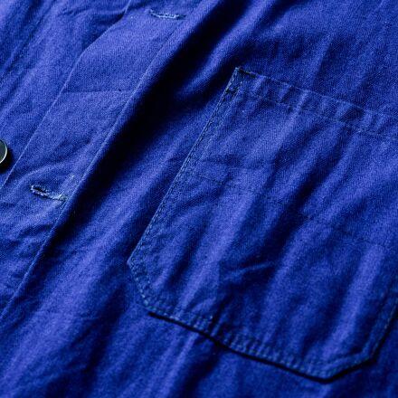the work, clothing, blue, Fujifilm X-E1