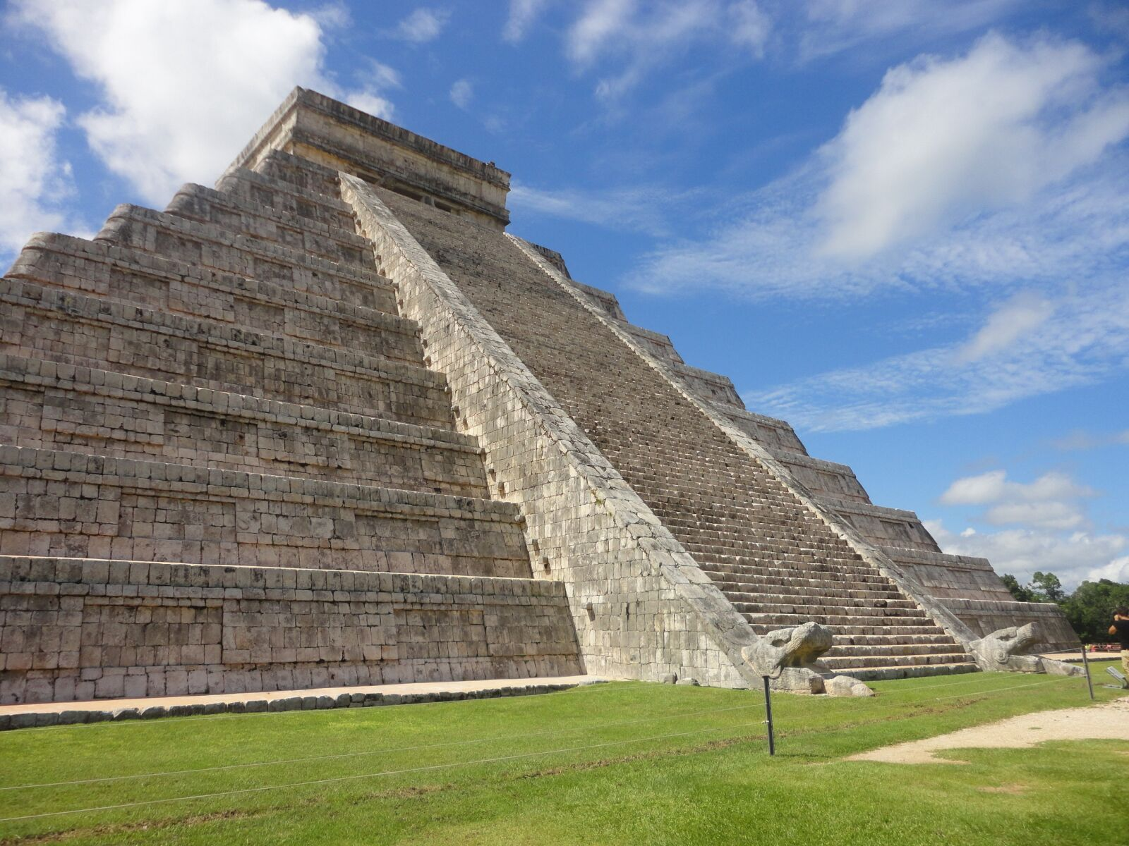 "Sony DSC-W350 sample photo. ""Chichen itza, mexico, mayan"" photography"