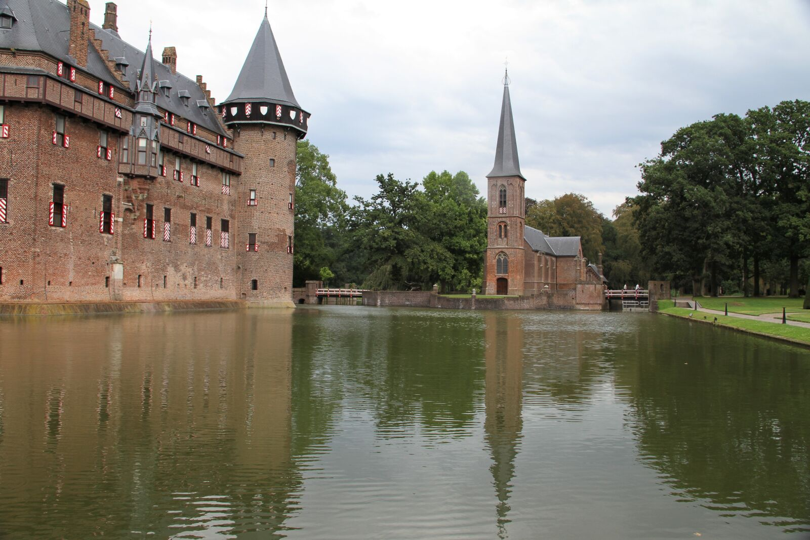 """Canon EOS 7D sample photo. """"Castle, fortress, holland"""" photography"""