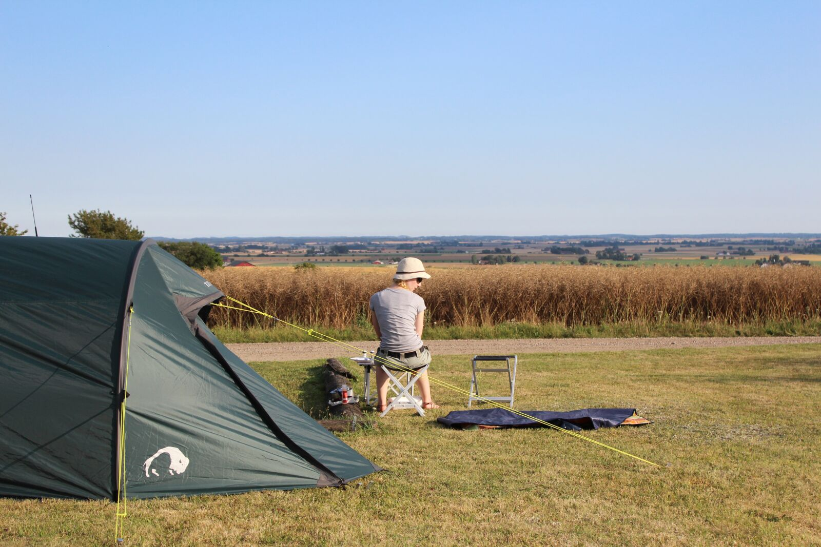 """Canon EOS 600D (Rebel EOS T3i / EOS Kiss X5) sample photo. """"Camping, wild, nature"""" photography"""