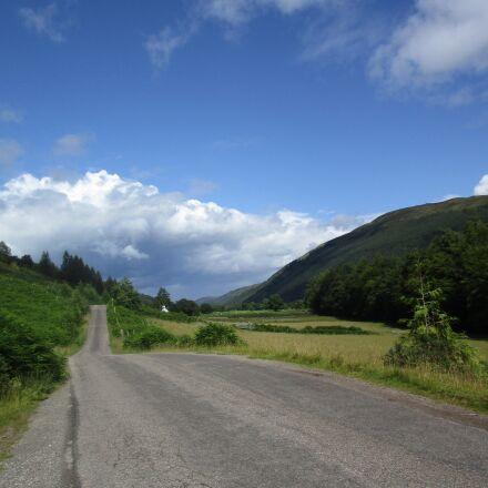 loch, lochy, highlands, Canon IXUS 155