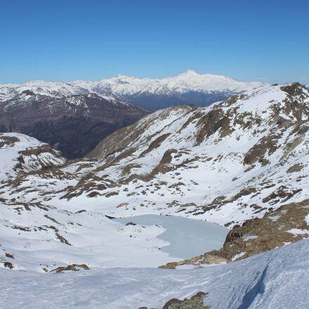 mountain, andes, cordillera, Canon EOS REBEL T5