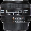 Nikon AF Nikkor 24mm F2.8D